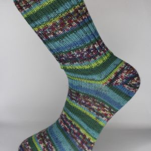 Mens Fair Isle Socks - Pasture - Grange Craft Gift Shop - These fairisle socks come in a variety of colours